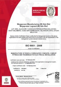 megapower-iso9001